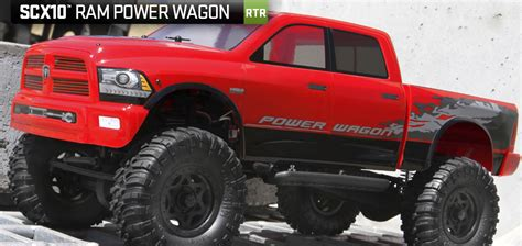 New Power Wagon rams its way into Axial RTR lineup