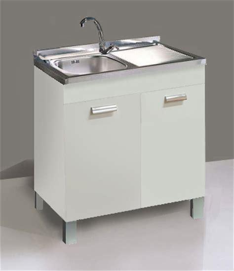 base lavello base lavello per cucina da 80 cm negozio