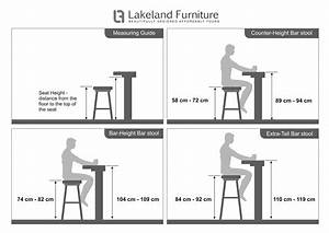 Bar Stool Size Guide