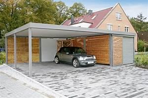 Garage Größe Für 2 Autos : deutlich mehr als nur ein dach den carport flexibel als ~ Jslefanu.com Haus und Dekorationen