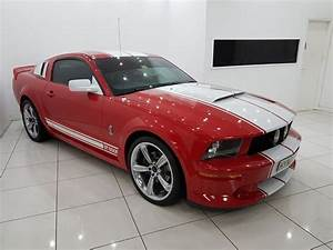 eBay: FORD MUSTANG 2005 4.6 V8 GT500 - 12 MONTH GOLD PARTS AND LABOUR WARRANTY | American Cars ...