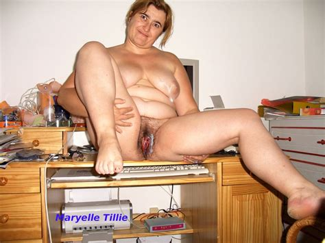 Title Maryelle Tillie Chubby French Cougar Amateur