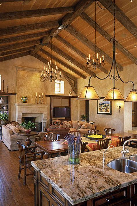 Charming Mediterranean Living Room Design Mediterranean