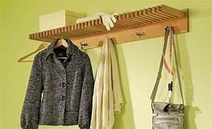 Garderobe Selber Bauen Holz : garderobe hakenleiste und sitzbank ~ Yasmunasinghe.com Haus und Dekorationen