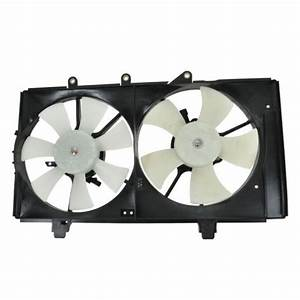 2005 Dodge Neon Radiator Fan Assembly