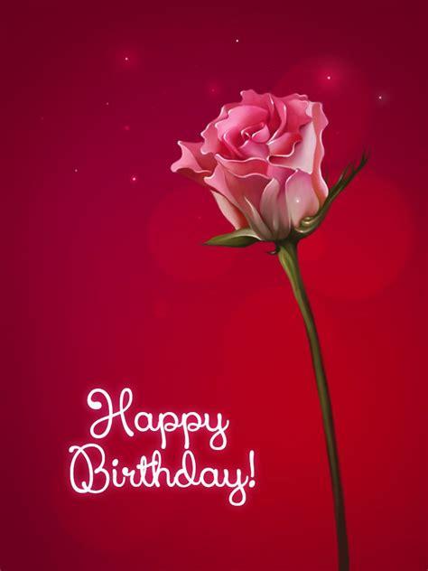 Happy Birthday Roses Images Happy Birthday Pinteres
