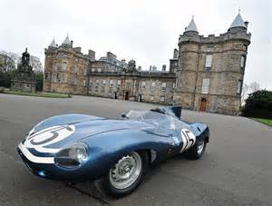Jaguar To Make Nine Ultra-exclusive Xkss Sports Cars