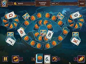 Solitaire Game Halloween 2 iPad, iPhone, Android, Mac