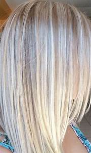 Hair Color Trends 2017/ 2018 - Highlights : Platinum ...