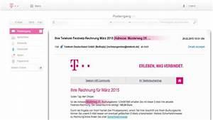Telekom Mobilfunk Rechnung Online : gef lschte rechnung telekom f hrt neue ~ Themetempest.com Abrechnung