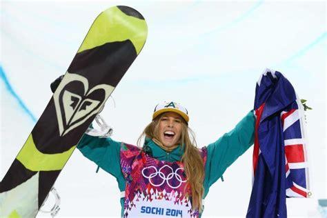 bright torah silver sochi olympics pipe half mizzfit australia abc australian winter gold medalist fitness halfpipe wins