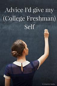 funny advice for college freshmen