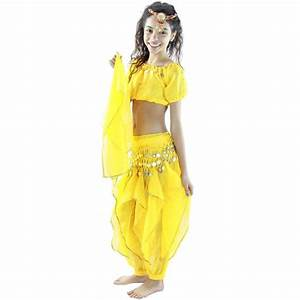 Bollywood Little Lantern 5-Piece Children Belly Dance ...