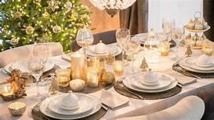 Table De Fete Decoration Noel : les 10 plus belles tables de no l 2015 ~ Zukunftsfamilie.com Idées de Décoration