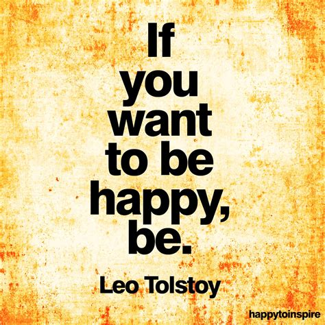 Want To Be Happy Quotes Quotesgram