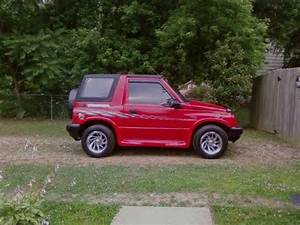 Trickytracka 1997 Geo Tracker Specs  Photos  Modification
