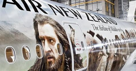 For Those Who Cannot Simply Walk To Erebor Then Fly Air