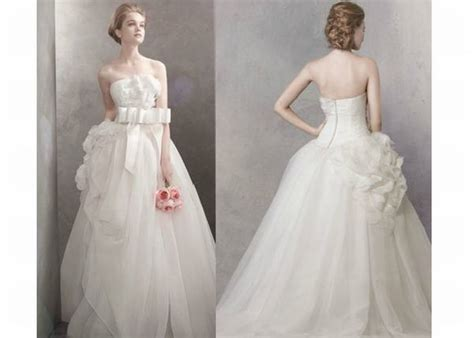 Vera Wangs Wedding Dresses To Suit The Bride In You