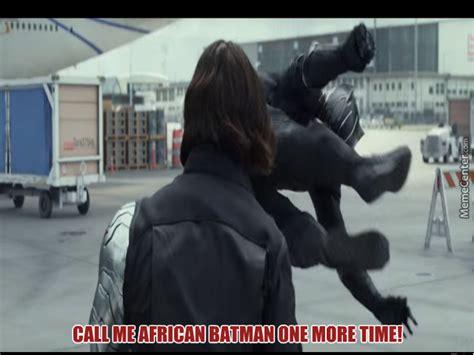 Black Panther Memes - black panther african batman by chris76 meme center