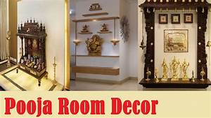 Latest pooja room decoration ideas //best home decor ideas