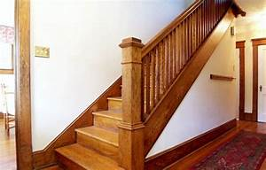 Peindre Escalier En Bois : peindre un escalier en bois comment peindre ~ Dailycaller-alerts.com Idées de Décoration