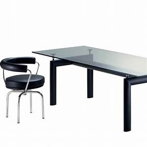 le corbusier lc6 table cassina cassina ambientedirectcom With table basse le corbusier