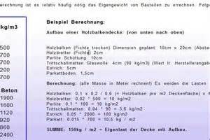 Wasservolumen Berechnen : gewicht holzbalken berechnen metallschneidemaschine ~ Themetempest.com Abrechnung