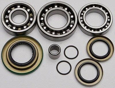 balls rear differential bearing seal rebuild kit