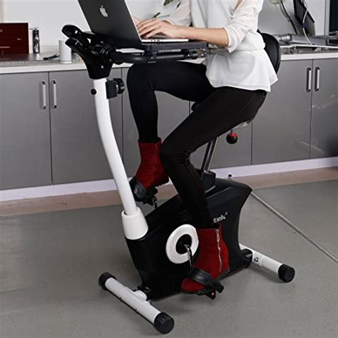 laptop workout desk and recumbent bike loctek exercise bike desk bike office cardio indoor