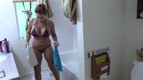 Bikini Milf Mom Bathroom Cleaning Free Porn 76 Xhamster