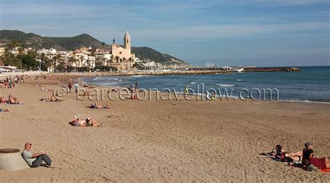 Barcelona 2020 - Pictures Sitges Spain