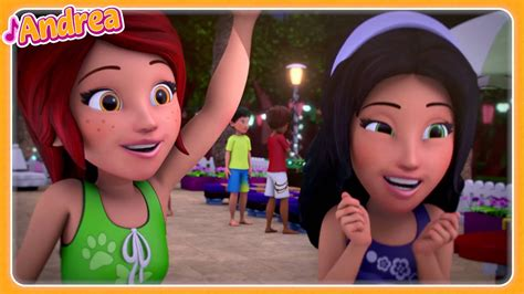 Let's Be Friends  Lego Friends  Music Video  Youtube