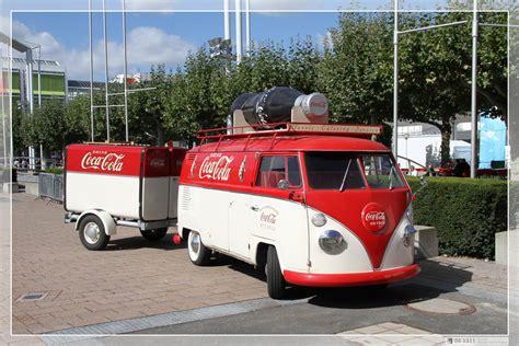 volkswagen bulli 1950 1950 1967 volkswagen t1 bulli coca cola visit my