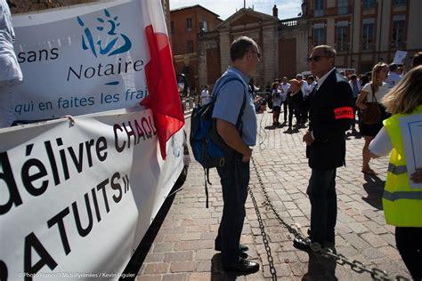 chambre des notaires toulouse la grève des notaires aux pas du toulouse