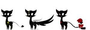 shadow cat phobia shadow cat batch by reixxie on deviantart
