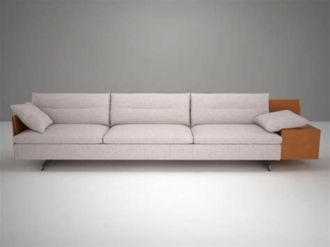 Grantorino 3 Seater Sofa 3d Model