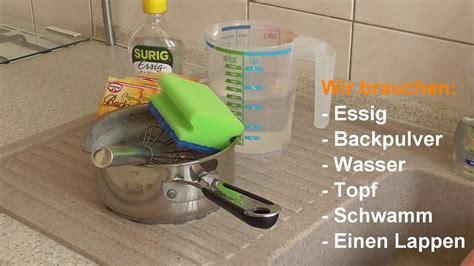 backofen reinigen essig backofen reinigen back 246 fen mit essig backpulver sauber