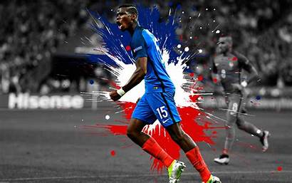 Pogba Paul French Football France 4k National