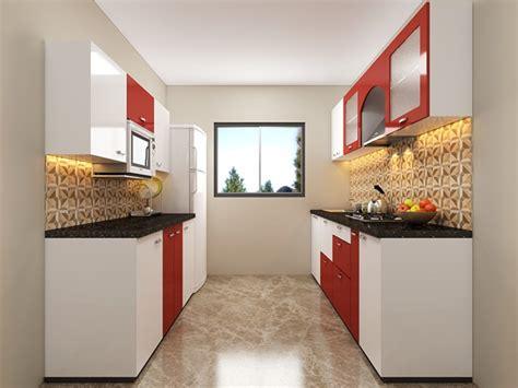 parallel kitchen ideas modular kitchen designer modular kitchen manufacturer in mumbai platino kitchens