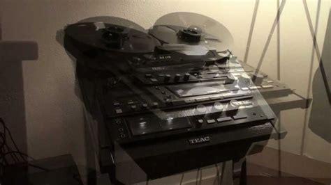 Teac X-2000m Stereo Tape Deck