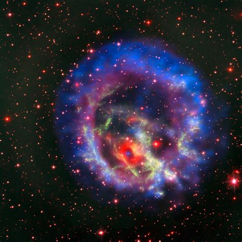 Astronomers Find Isolated Neutron Star In Small Magellanic