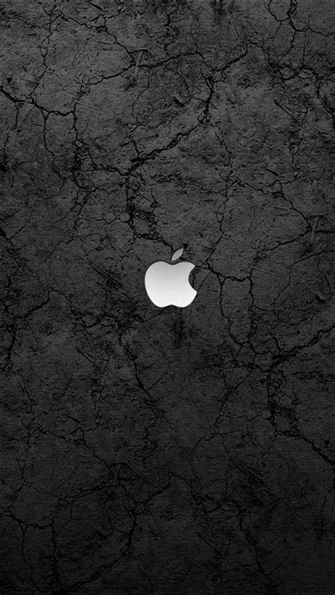 Car Iphone Black Home Screen Wallpaper by Black White Apple Iphone 6 Wallpapers Hd Apple Fever In