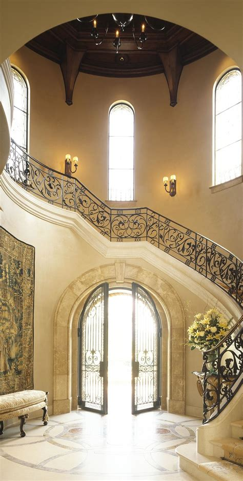 gorgeous foyer design windows doors pinterest
