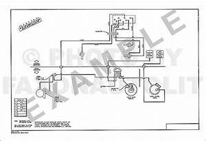 1986 Ford Thunderbird Mercury Cougar Vacuum Diagram Non