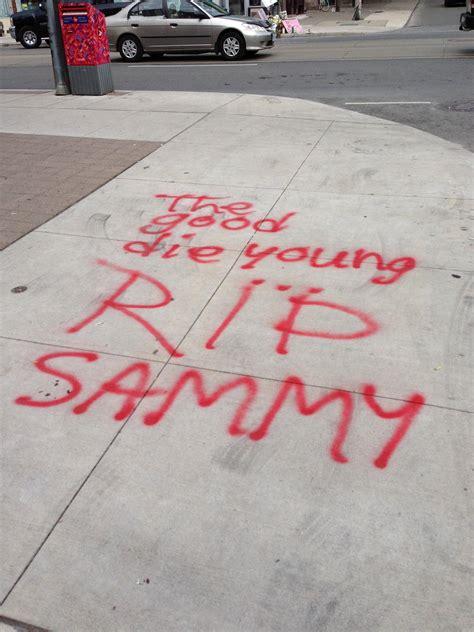 Graffiti Name Death