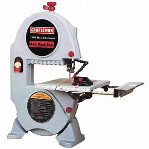 Craftsman 9 In  Band Saw - Tools