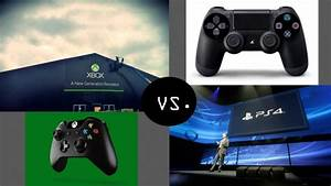 Playstation 4 Vs Xbox One  Quale Scegliere