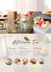 Afternoon Tea Flyer 100k