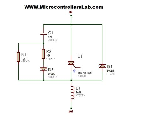 Power Control With Thyristor Using Pic Microcontroller
