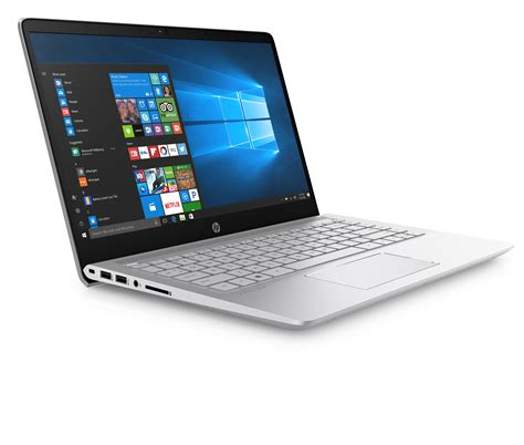 HP Pavilion Pro 14bf008na 14Inch FHD Laptop (Mineral